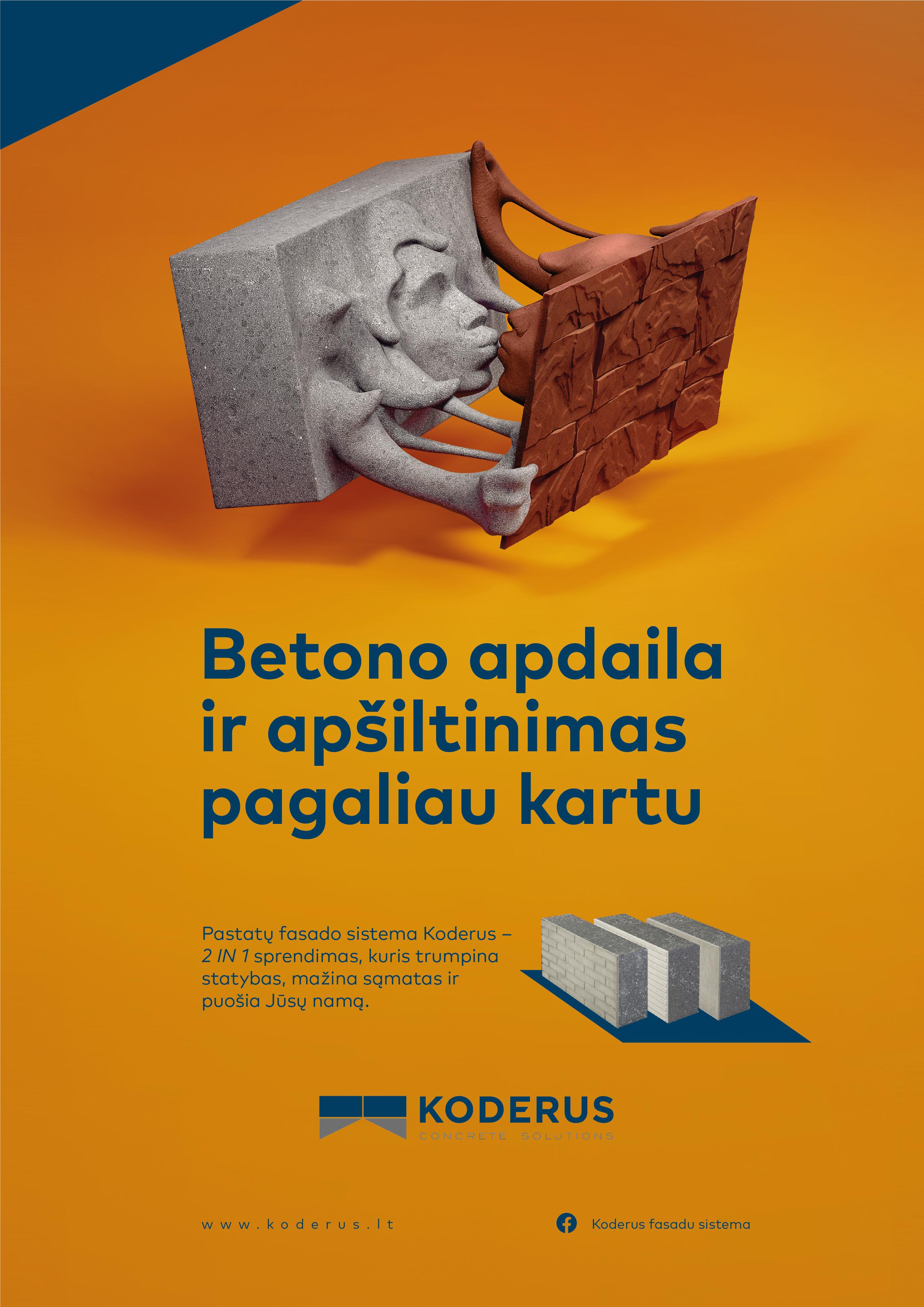 prekės ženklo betono sistemos)
